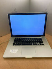 "Apple MacBook Pro 15"" A1286 FAULTY GRAPHICS GPU? SPARES REPAIRS PARTS LAPTOP 42"