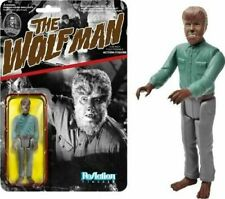 NWOB Funko Reaction The Wolfman Action Figure 2014 Universal Monsters Series 1
