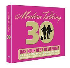 MODERN TALKING - 30 2 CD NEU