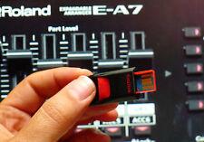 usb pen drive for Roland EA7 E A7 : 13.000 styles & tons of karaoke midi songs