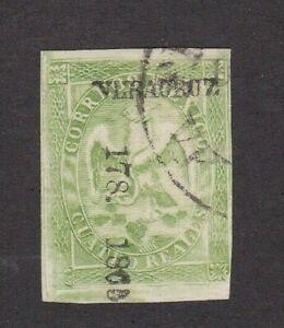 Mexico #24 Period 4 Consignment 178-1865 only 2,000 sent Veracruz