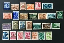 OLDER BULGARIA STAMP LOT~ 66 STAMPS MID 20TH CENTURY COLLECTION, BULGARIA LOT #1