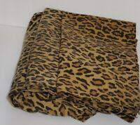 Rare Ralph Lauren Aragon Leopard 3 pc Twin Sheet Set Guinevere Galahad Medievel