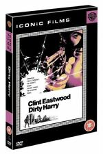 Dirty Harry 7321900215169 With Clint Eastwood DVD Region 2