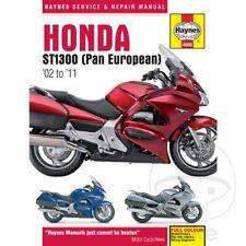 Honda ST 1300 Pan European 2006-2007 Haynes Service Repair Manual 4908