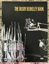 The Busby Berkeley Book Tony Thomas Signed 2nd printing Musicals