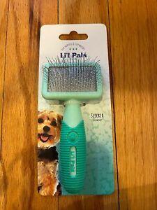 Coastal Pet Lil Li'l Pals Mini Slicker Brush Safe Tip Small Pet for small animal