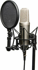 Rode NT2-A Studio Solution Bundle Contains Microphone, SM6 Shockmount & cable