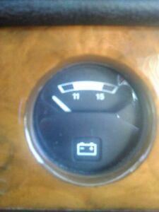 1991 Bentley Turbo R Voltmeter gauge