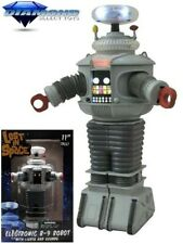 Diamond Select Toys Lost In Space B9 Electronic Robot Figure Brand New In Stock