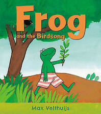Frog and the Birdsong by Max Velthuijs, Book, New (Paperback)