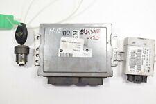 Mini R52 r52 1.6 ECU Engine control unit EWS Ignition Key Kit Set 7562616
