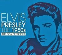 ELVIS PRESLEY The Box Set Series The 1950s 4CD BRAND NEW Fatpack