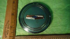BD42 Chevrolet Blue Bowtie Horn Button Emblem Vntage 1953-4 BEL AIR BISCAYNE 210