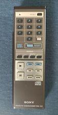Sony rm-101 Remote Control para Sony CDP 101