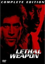 *FSK18* Lethal Weapon 1-4 Complete Edition Box, Collection 1,2,3,4, Mel Gibson