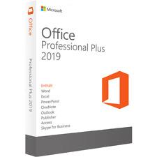 Microsoft Office 2019 Pro Plus ✅ Key ✅ Über Ebay