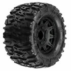 """Pro-Line 1/10 Trencher F/R 2.8"""" Mounted Tires MT 12mm (2) Black"""