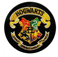 Harry Potter Hogwards Costume Embroidered Iron Patches