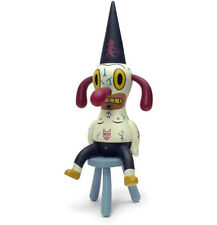 "GARY BASEMAN DUNCES * DITCH * 12"" VINYL ART FIGURE Rare Tim Biskup Dunny"