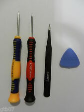 Torx T5 T6 Cell Phone Repair Kit Tool Set Magnetic Screwdrivers Tools Tweezers