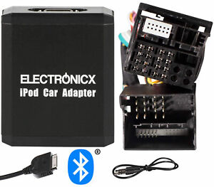 Adapter Aux Bluetooth IPHONE IPAD Ipod Ford 12+40 Pin