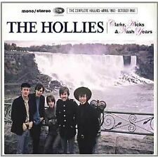 CD-BOX The Hollies Clarke, Hicks & Nash Years (The Complete Hollies April 1963-