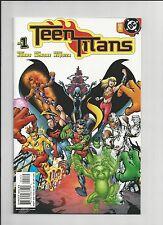 Teen Titans #1 VF/NM 3rd print (Sep 2003, DC)