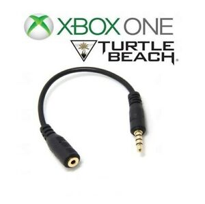 XBOX ONE® CHAT ADAPTER Replacement Cable Lead Adaptor for Turtle Beach Headsets