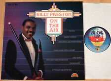 BILLY PRESTON - On The Air  (BLOW UP, D 1984 / LP m-)