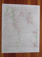 Tombstone Arizona 1959 Original Vintage USGS Topo Map