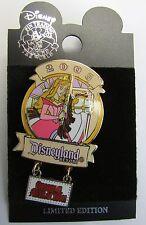 Disney Pin 39386 King Arthur Carrousel Surprise Release Aurora Pin
