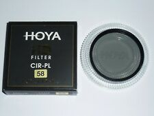 Hoya  Polfilter circular  HD slim    E58   58mm