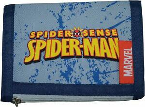 Spiderman Wallet,Coin Pouch