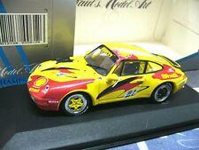 PORSCHE 911 993 Carrera Supercup VIP Cup 1994 #1 Shell Minichamps PMA 1:43