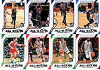 2017-2018 DONRUSS BASKETBALL LOT OF 25 DIFFERENT INSERT CARDS