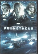Movie DVD - PROMETHEUS - Pre-Owned - 20th Century Fox