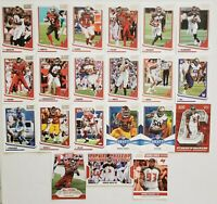 2018 Score Tampa Bay Buccaneers Master Team Set w/ RC's and Inserts 21 Card Lot