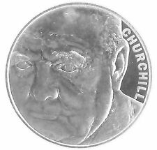 Royal Mint 2015 BU £5 Coin Winston Churchill 50th Anniversary