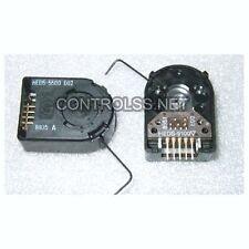 1pcs HEDS-5500#E02 (HEDS5500 E02) Avago Optical Encoder - New