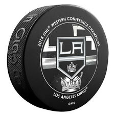 NHL 2014 Stanley Cup Playoffs Los Angeles Kings Western Champions Souvenir Puck