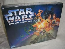 STAR WARS DEATH STAR 3-D ASSAULT GAME BY PARKER BROTHERS-SEALED