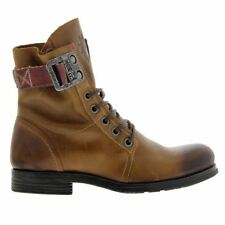 Buckle 100% Leather Low Heel (0.5-1.5 in.) Boots for Women