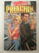 Preacher Book/Volume 2 by Garth Ennis & Steve Dillion HC Hardcover 1401225799