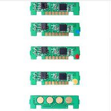 4 x Toner Chip For Samsung CLP-360,362,363,364,365,365W,367W,368 C410W CLT-406S