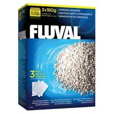 Fluval Ammonia Remover 540g (3x180g) Filter Media *GENUINE*