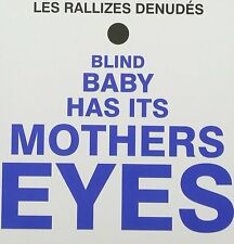 Les Rallizes Denudes Blind Baby Has It's Mothers Eyes CD NEW SEALED