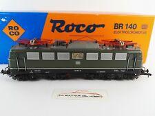 LOCOMOTORA ELECTRICA BR 140 842-6 DB ROCO 04136A ESCALA H0