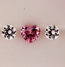 Natural (Finished) Heart Loose Diamonds
