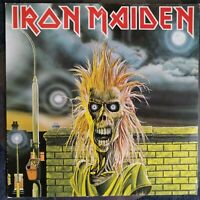 Iron Maiden – Iron Maiden (original pressage) - VERY GOOD +